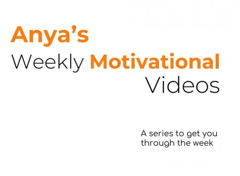 Motivational Mondays with Anya Week #1