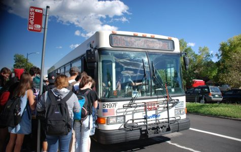 Transportation by RTD Buses