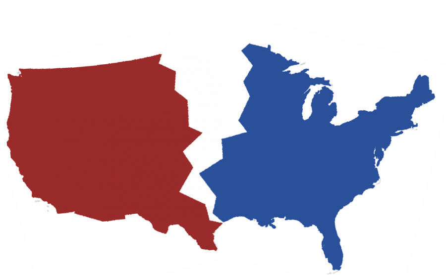 More+and+more%2C+America%27s+Democracy+seems+split+down+the+middle.