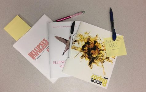 Ellipses Literary Magazine Preview