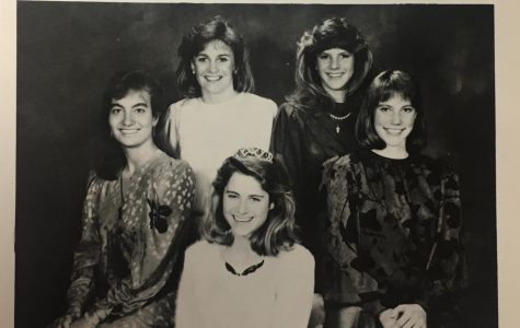 Ms. Kraemer, a well known educator at the school, is actually a Fairview alumni as seen in this Lance Yearbook from early on in the schools lifetime.
