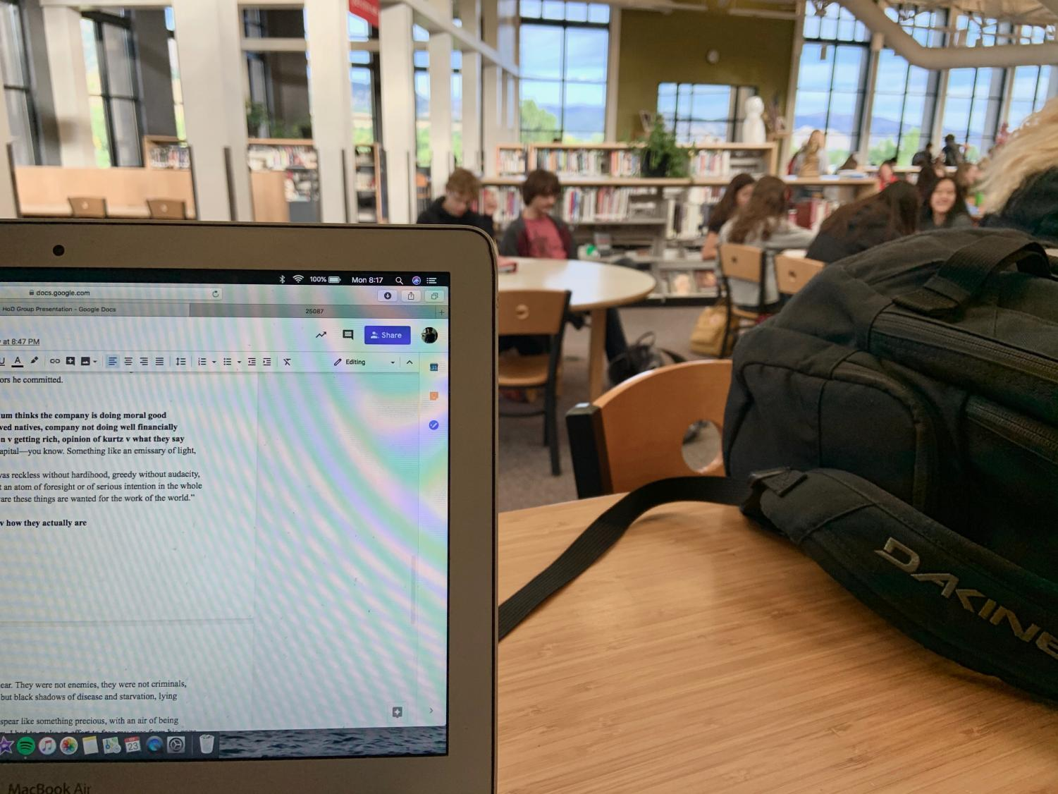 Thousands of BVSD students use Pearson software for their schoolwork.