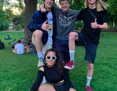 Cruisin' Downtown – Exploring Boulder's Popular Summer Cruiser Ride