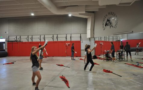 More Than a Lockdown – Fairview's Color Guard Deals with Hardship and Discontent after Lockdown