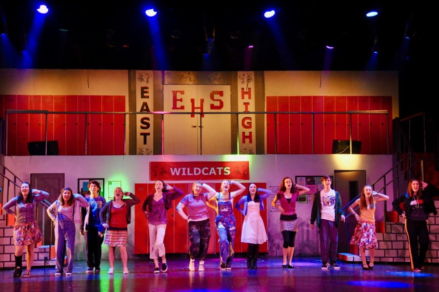 "Breaking Free - A Review of ""High School Musical"""