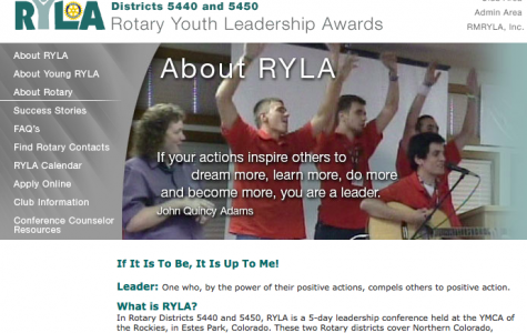 Becoming a Better Leader: Attending RYLA