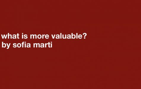What is More Valuable?