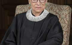 Official portrait of RBG, 2016