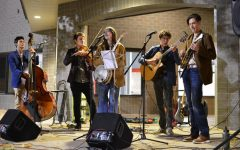 Hurricane Hill: Five Students' Bluegrass Band