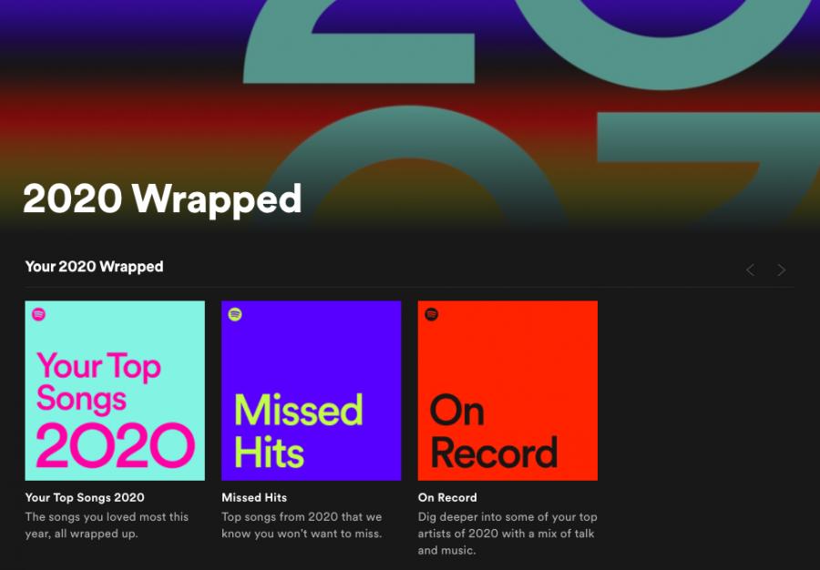 Spotify+Wrapped