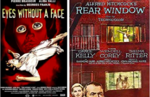 Two movies that were recently watched in Film Club.