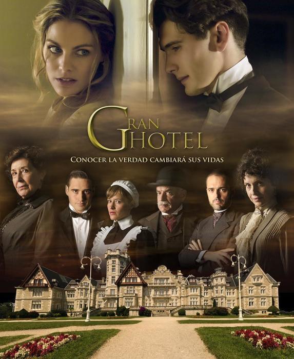 Gran Hotel is Back on Netflix