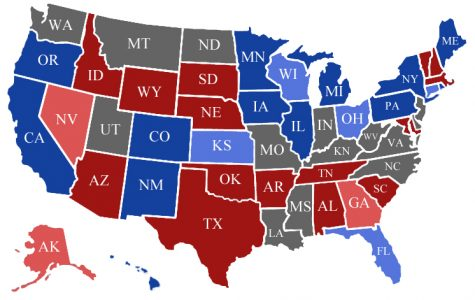Carter Hanson's Official Election Predictions #2 – The Governors
