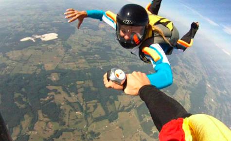 Free Falling – Profiling Chem/Phys Teacher Amanda Rabatin