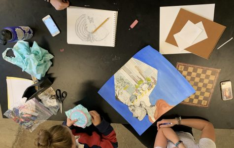 Evolving our Creativity – The Art Room gets a Remodel