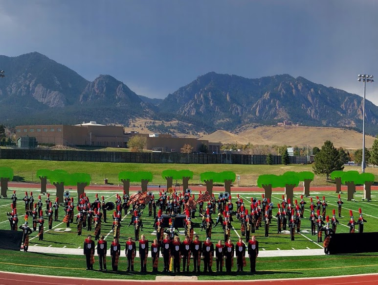 Keep On Marching - Band State Comp Cancelled