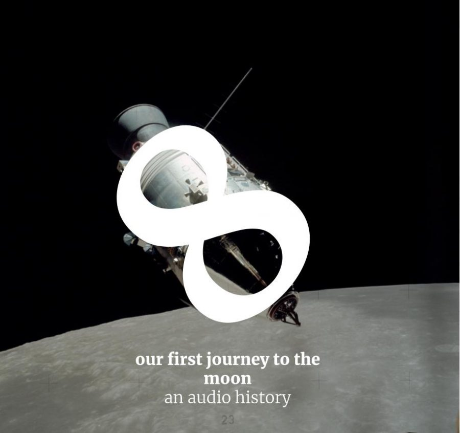 Eight – Our First Journey to the Moon