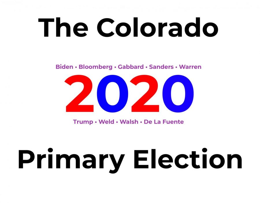 The Royal Banner is doing live coverage of the 2020 presidential primaries.
