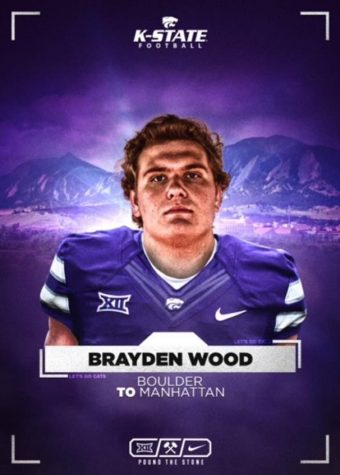 Keep Going No Matter What — Brayden Wood Receives Football Offers as a Junior