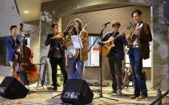 Hurricane Hill: Five Students' Bluegrass Band