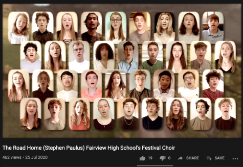 Singing While Signed On: How Choir Has Adjusted To Online Learning