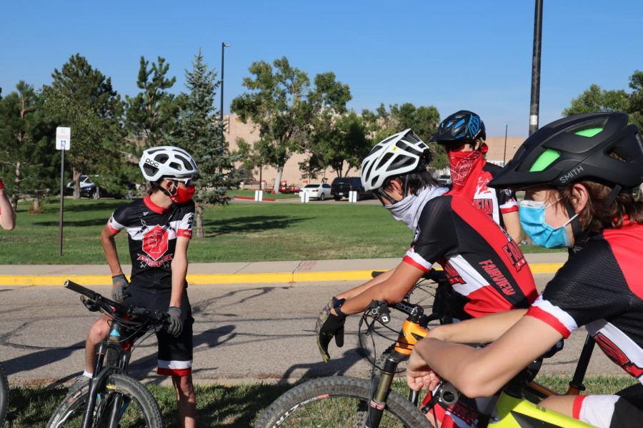 Riding to Victory: The Fairview Mountain Biking Team's Unconventional Year