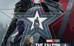 The Falcon and The Winter Soldier poster.